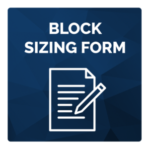 block sizing form icon