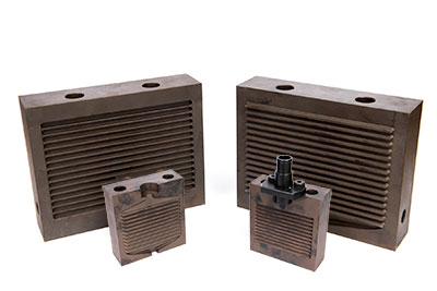 image of e-series vent and valve-less vacuum block