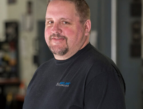 Employee Spotlight: Ray Hammermeister, Production Manager