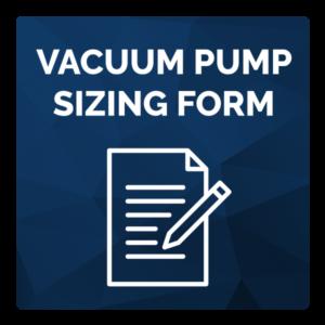 vacuum pump sizing form image
