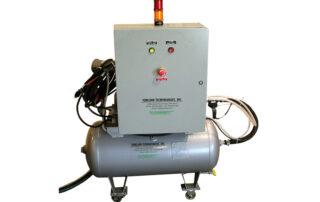 Image of Custom Vacuum System