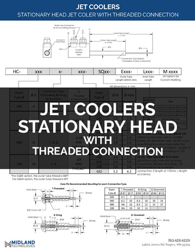 image of jet coolers stationary head pdf