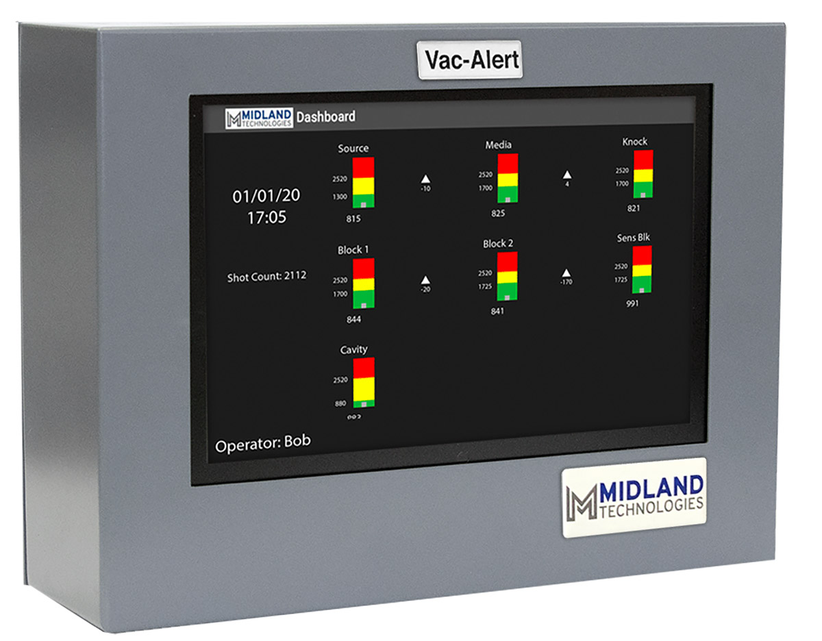 Vac-Alert Monitor